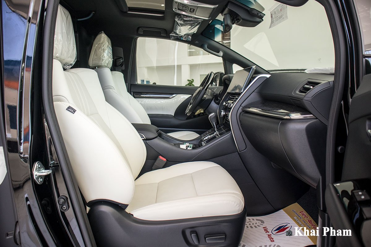 Ảnh Ghế phụ xe Lexus LM300h 2020 a1