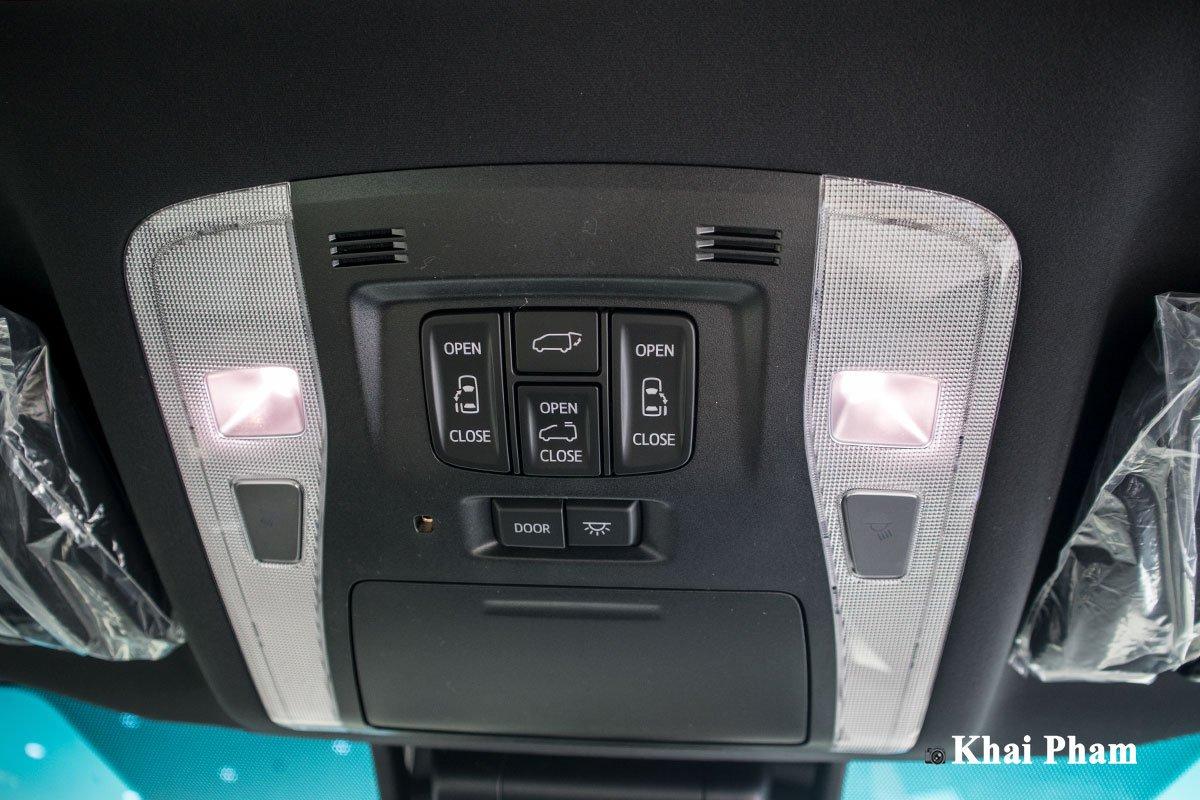 Ảnh Chỉnh đèn xe Lexus LM300h 2020