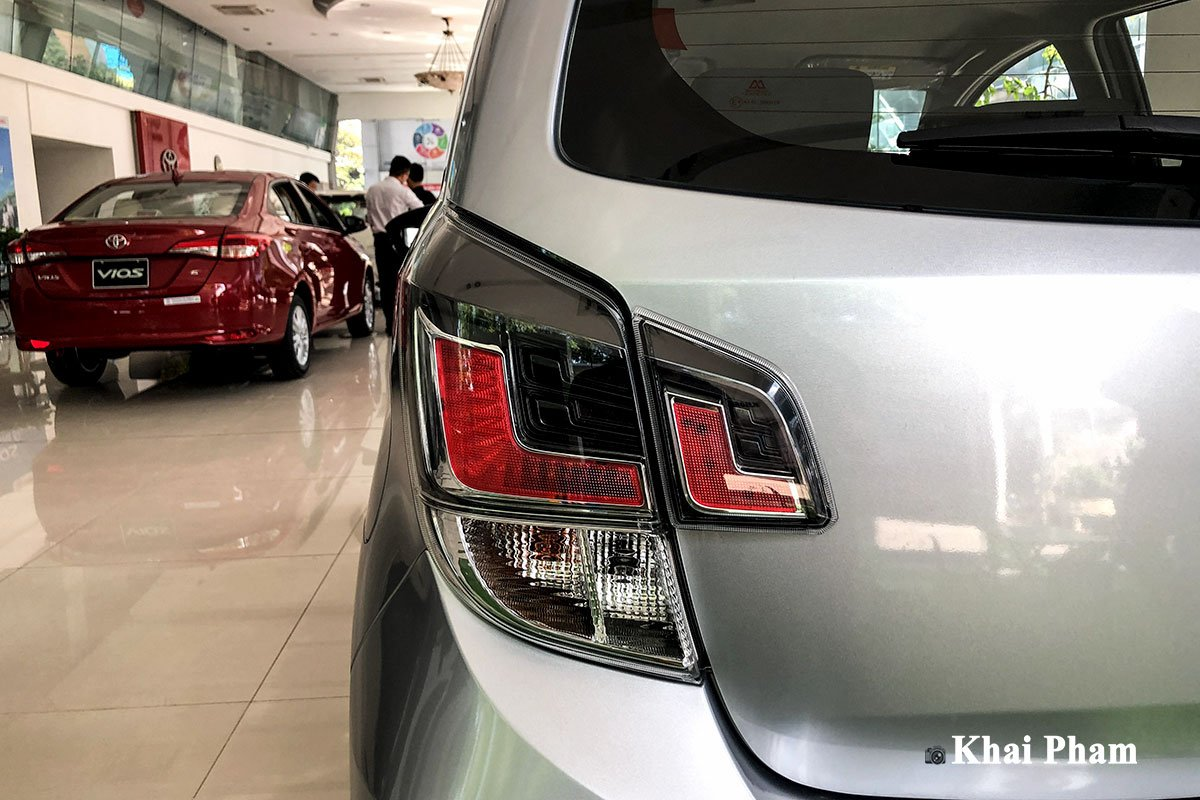 Ảnh Đèn hậu xe Toyota Wigo 2020