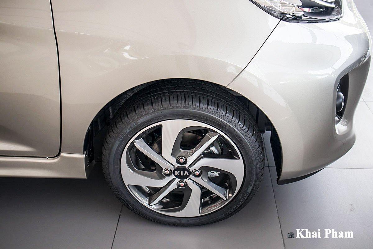 Ảnh La-zăng xe Kia Morning 2020