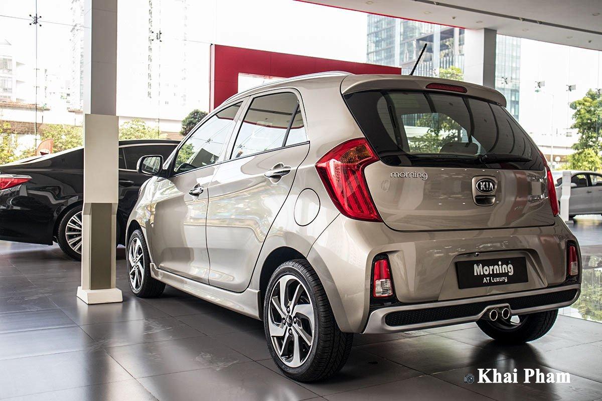 Ảnh Tổng quát xe Toyota Wigo 2020