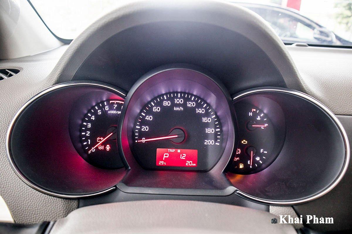 Ảnh Đồng hồ xe Kia Morning 2020