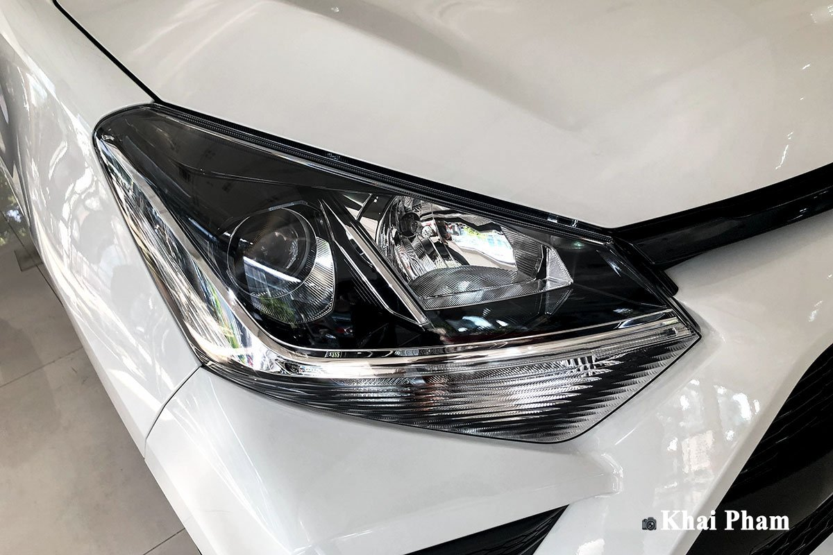 Ảnh Đèn pha xe Toyota Wigo 2020