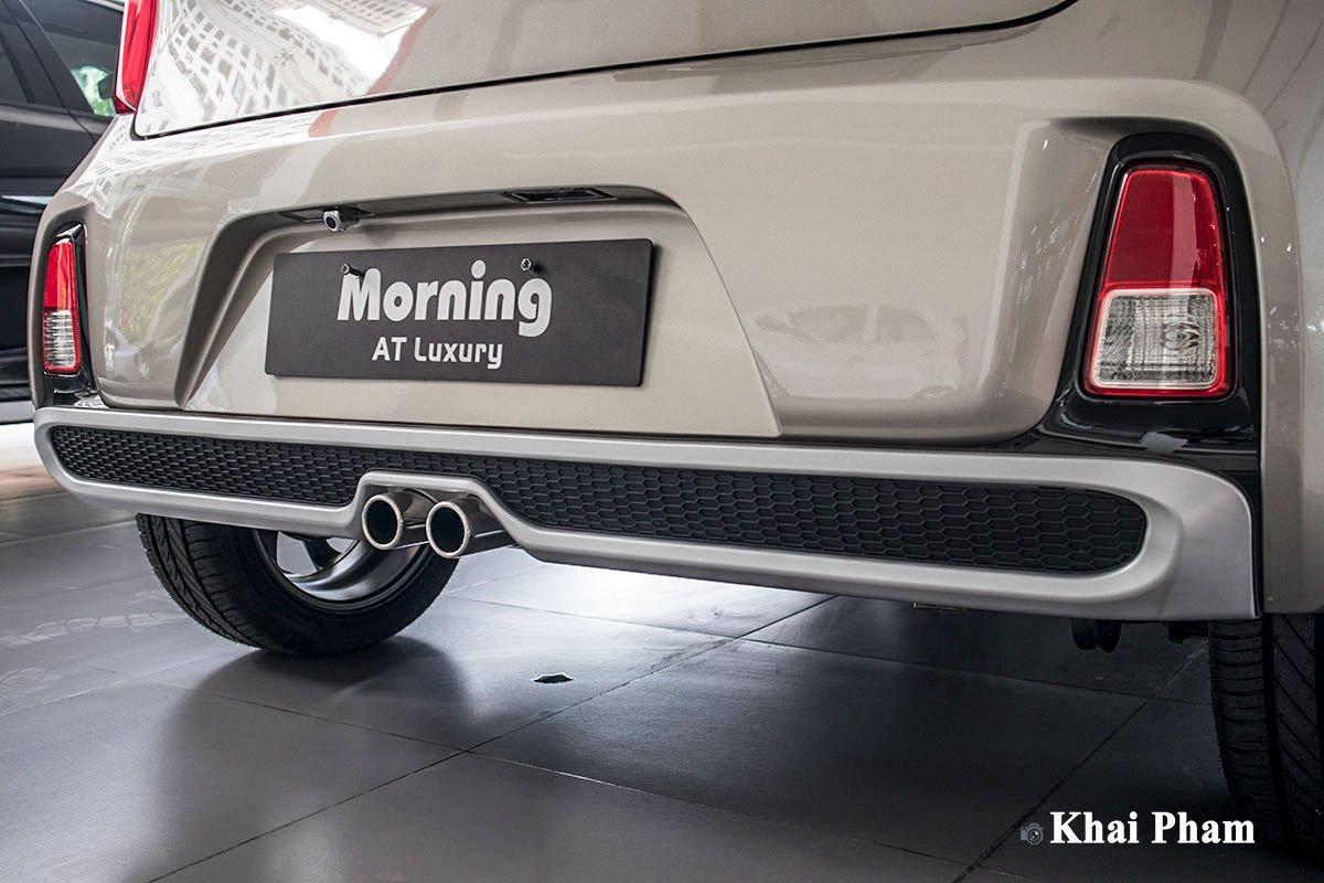 Ảnh Cản sau xe Kia Morning 2020