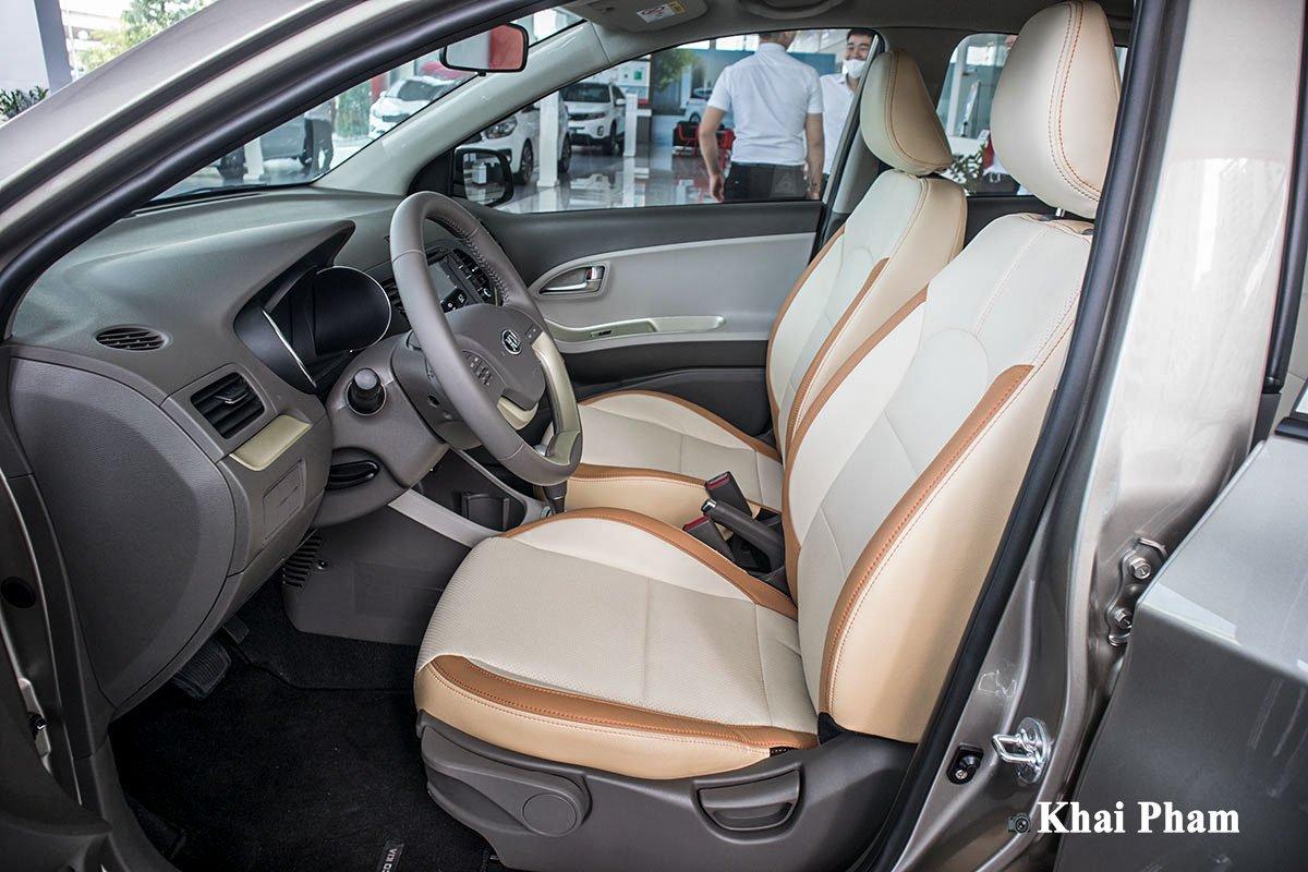 Ảnh Ghế lái xe Kia Morning 2020