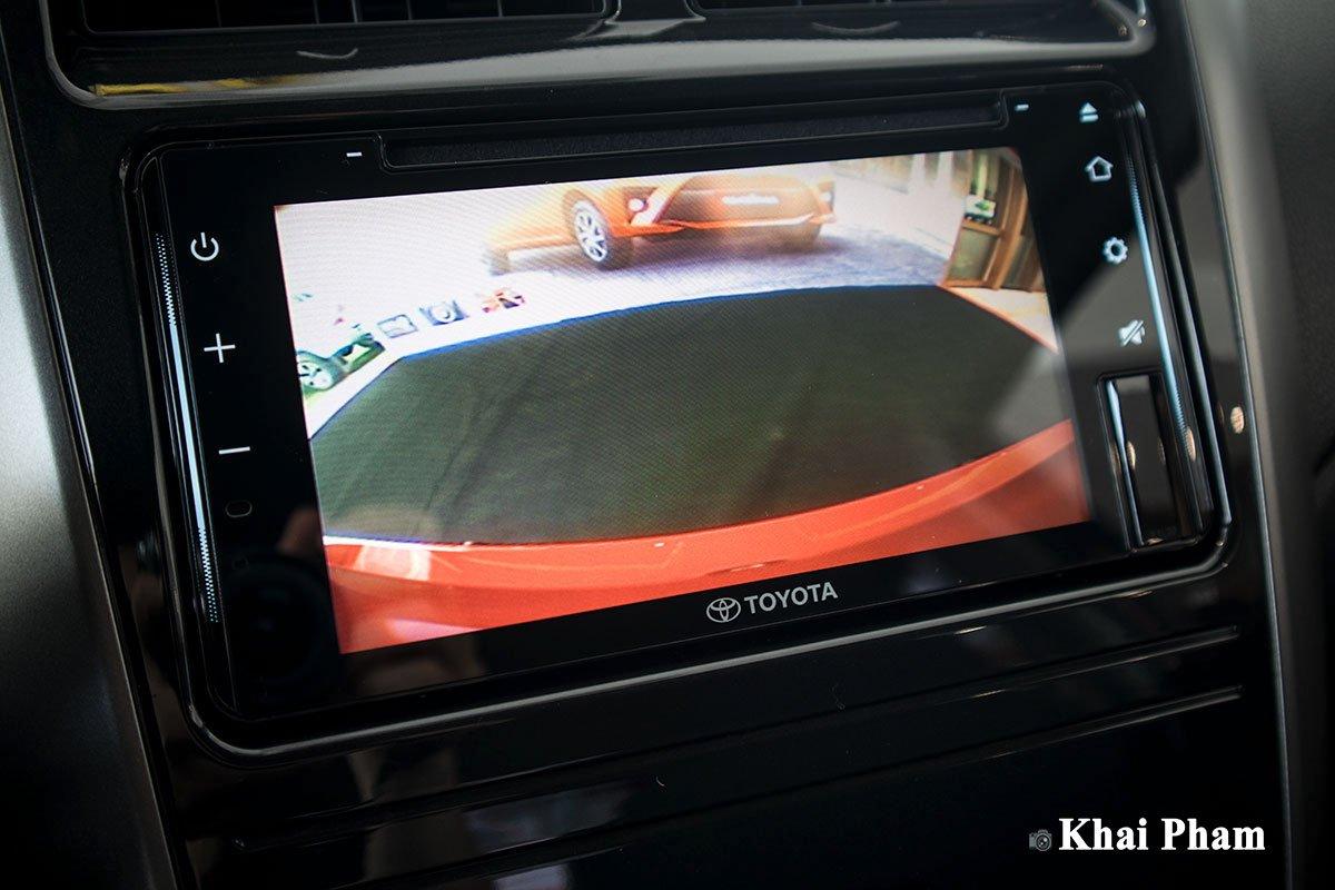 Ảnh Camera lùi xe Toyota Wigo 2020