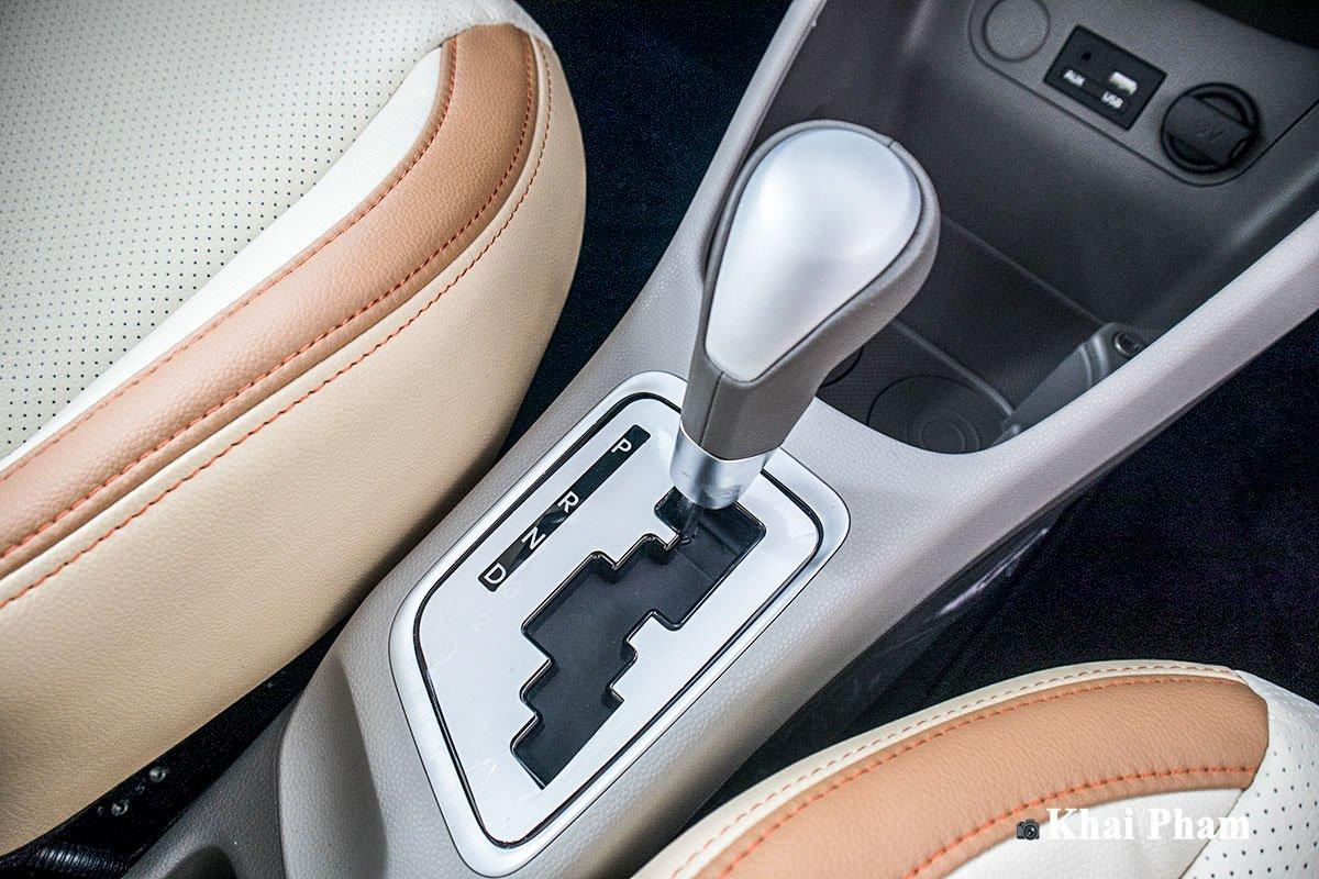 Ảnh Cần số cửa xe Toyota Wigo 2020