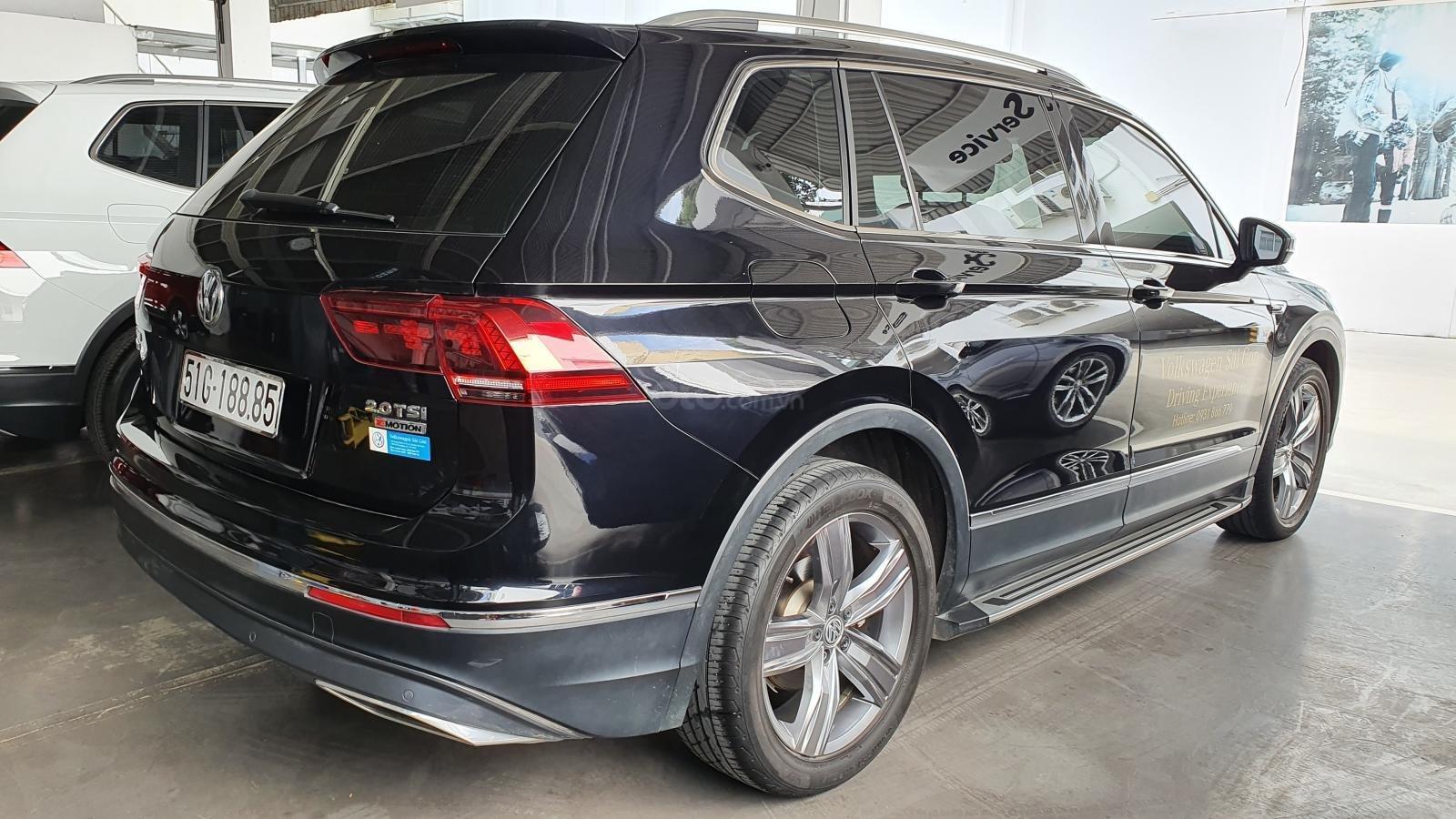 Xe công ty cần thanh lý xe Tiguan Allspace màu đen - nhiều option giá hạt dẻ, liên hệ Mr. Hùng Lâm VW Sài Gòn (3)