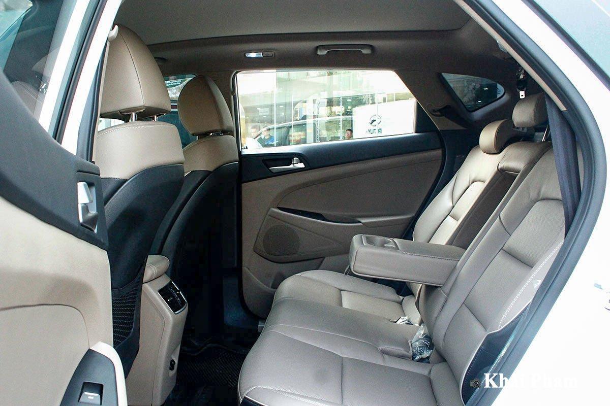 Ảnh Ghế sau xe Hyundai Tucson 2020