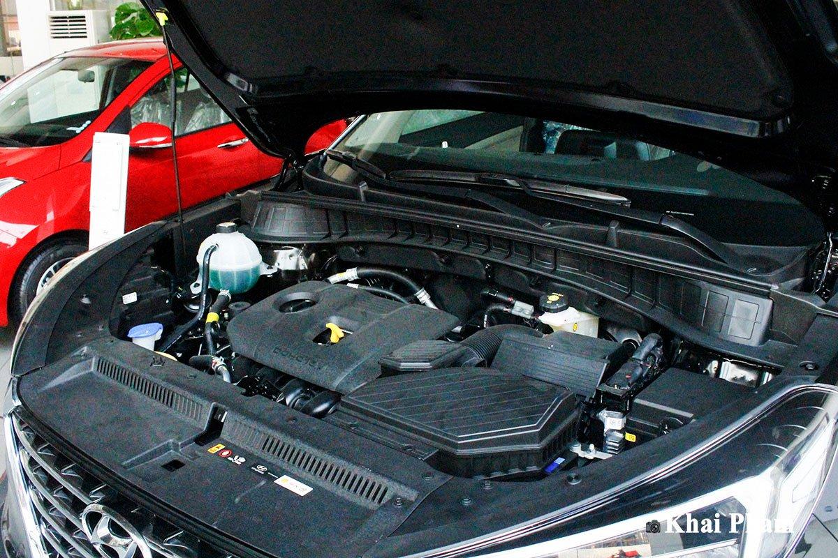 Ảnh Động cơ xe Hyundai Tucson 2020