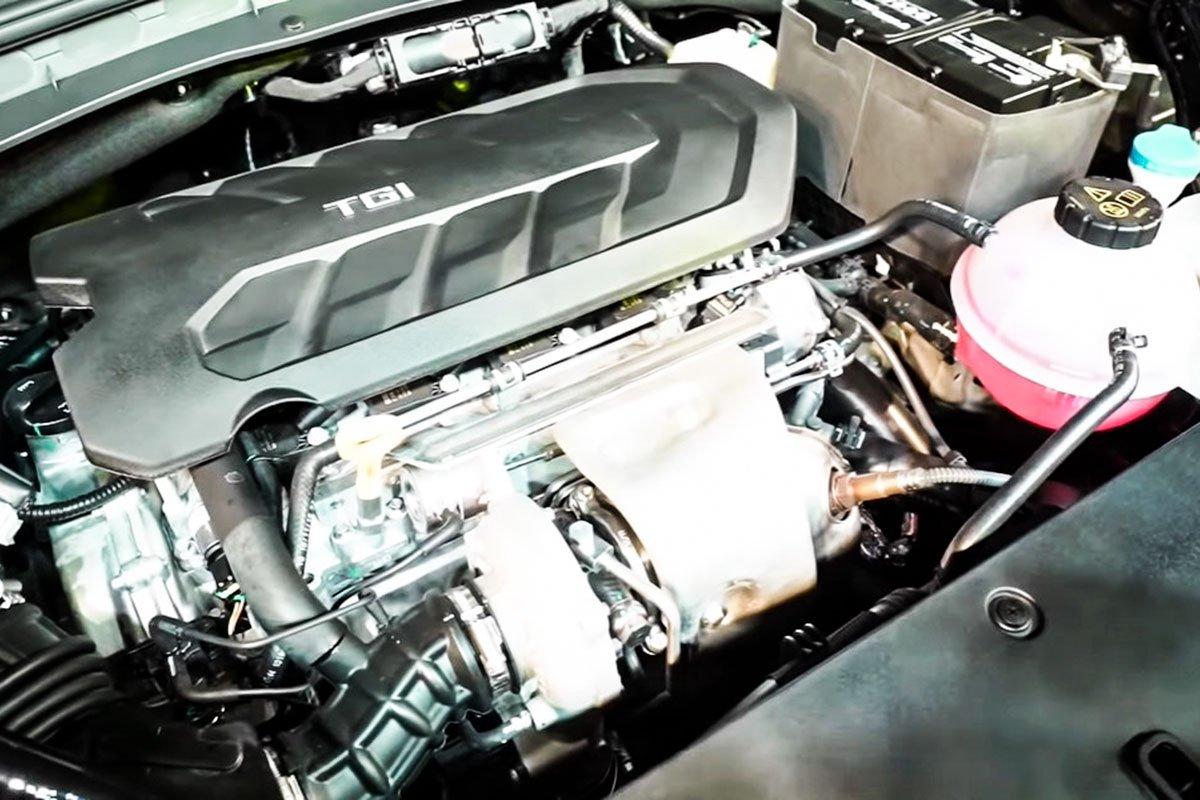Ảnh Động cơ xe MG HS 2020
