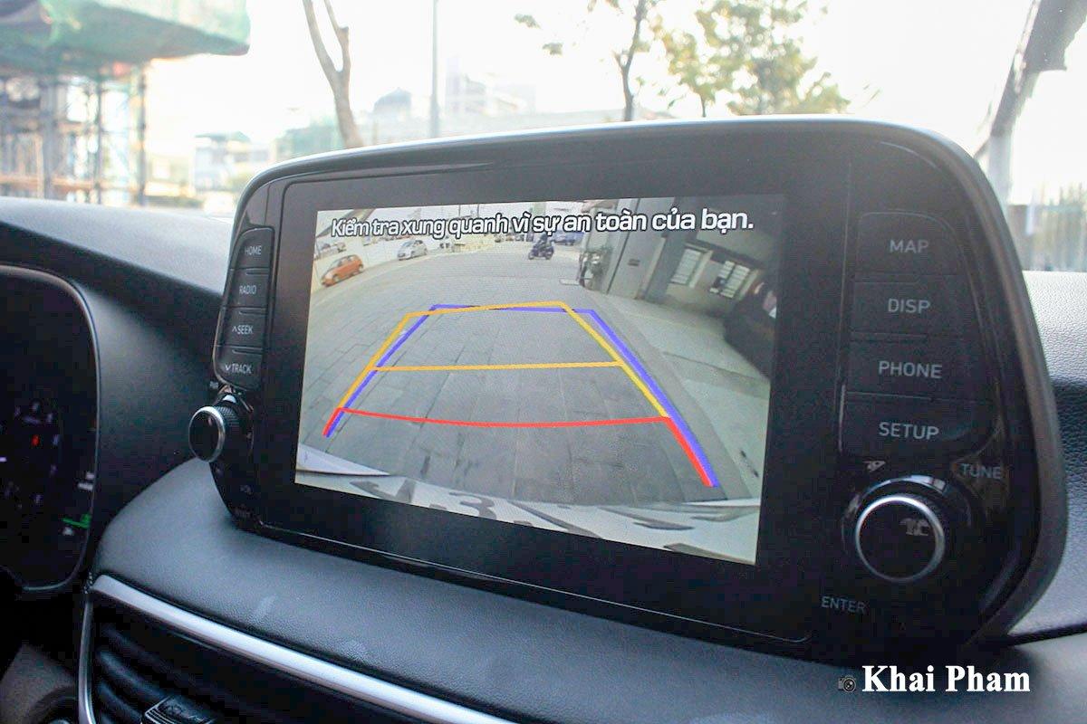 Ảnh Camera xe Hyundai Tucson 2020