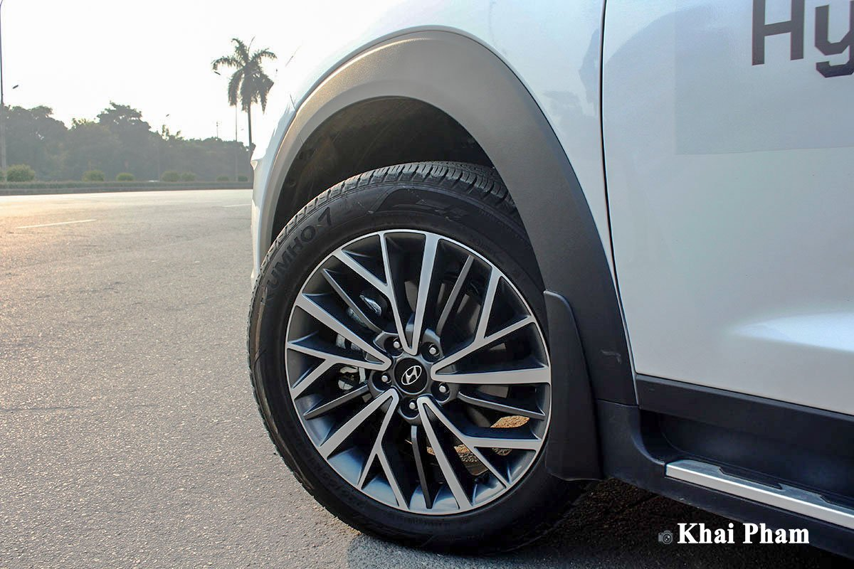 Ảnh La-zăng xe Hyundai Tucson 2020