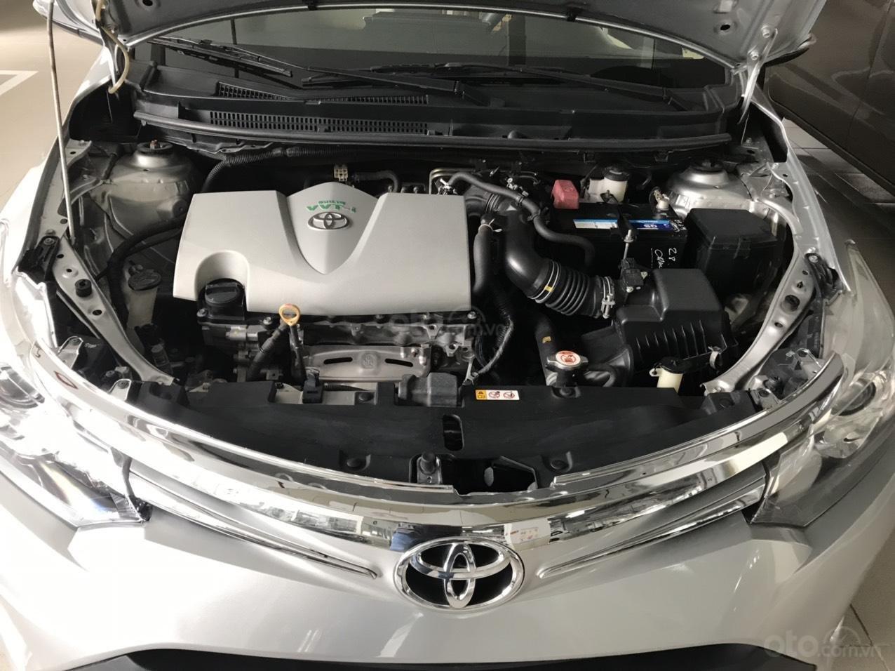 [Chính chủ] Bán Toyota Vios năm 2017, giá cực ưu đãi chỉ 450 triệu (3)