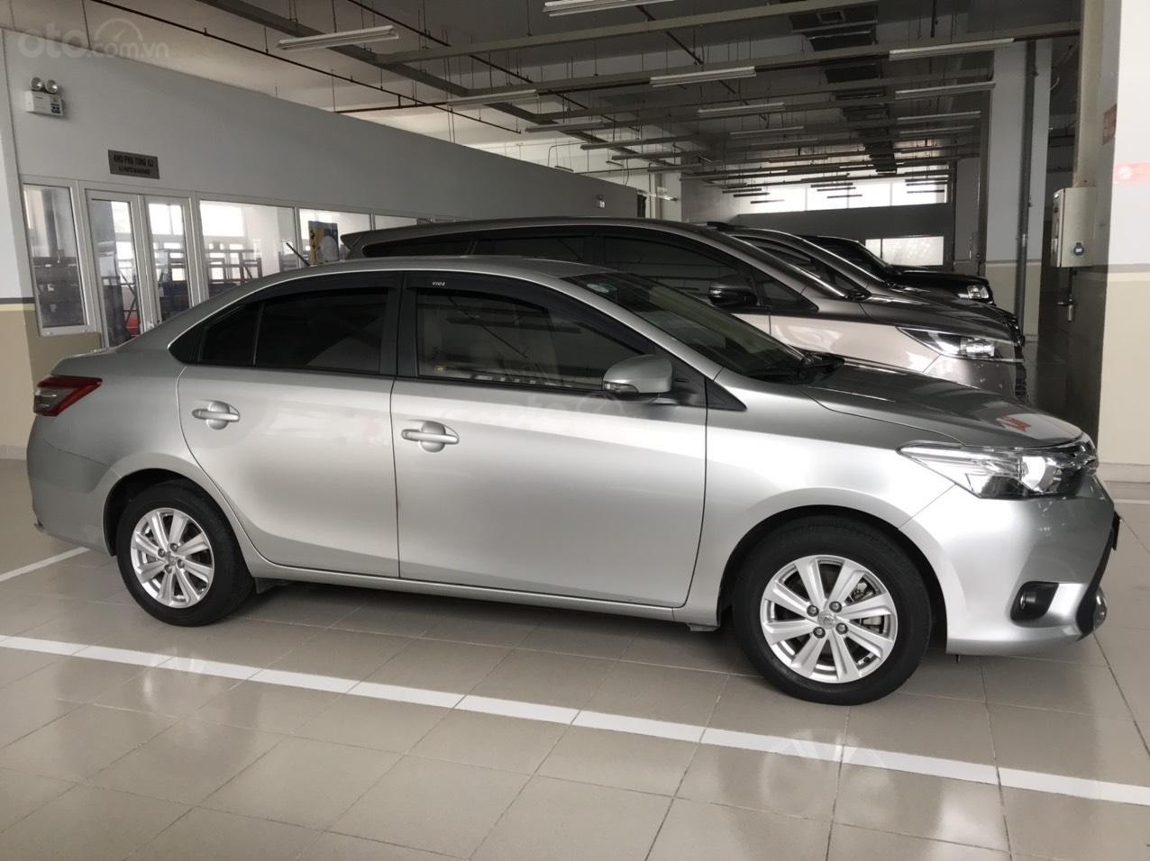 [Chính chủ] Bán Toyota Vios năm 2017, giá cực ưu đãi chỉ 450 triệu (6)
