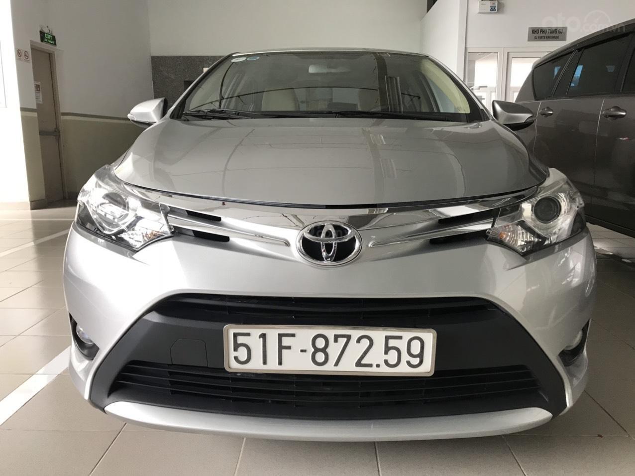 [Chính chủ] Bán Toyota Vios năm 2017, giá cực ưu đãi chỉ 450 triệu (2)
