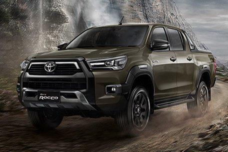 Đánh giá xe Toyota Hilux 2021 về cảm giác lái.