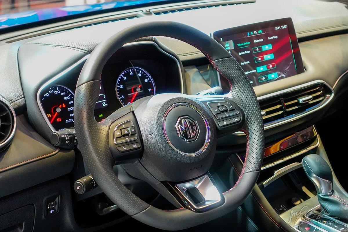 Vô lăng xe MG HS 2020 1