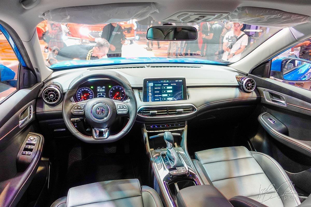 Nội thất xe MG HS 2020