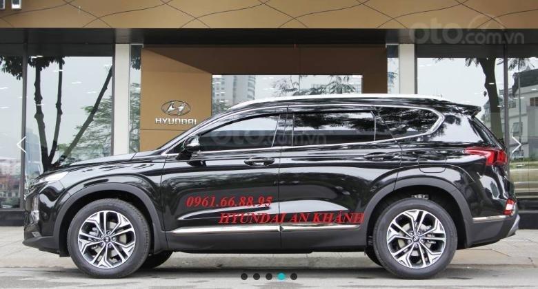 Hyundai Hà Nội giảm thêm 20tr cho Santa Fe 2020, trả góp đến 85% chỉ 250tr lấy xe, sẵn xe đủ bản đủ màu giao ngay (2)