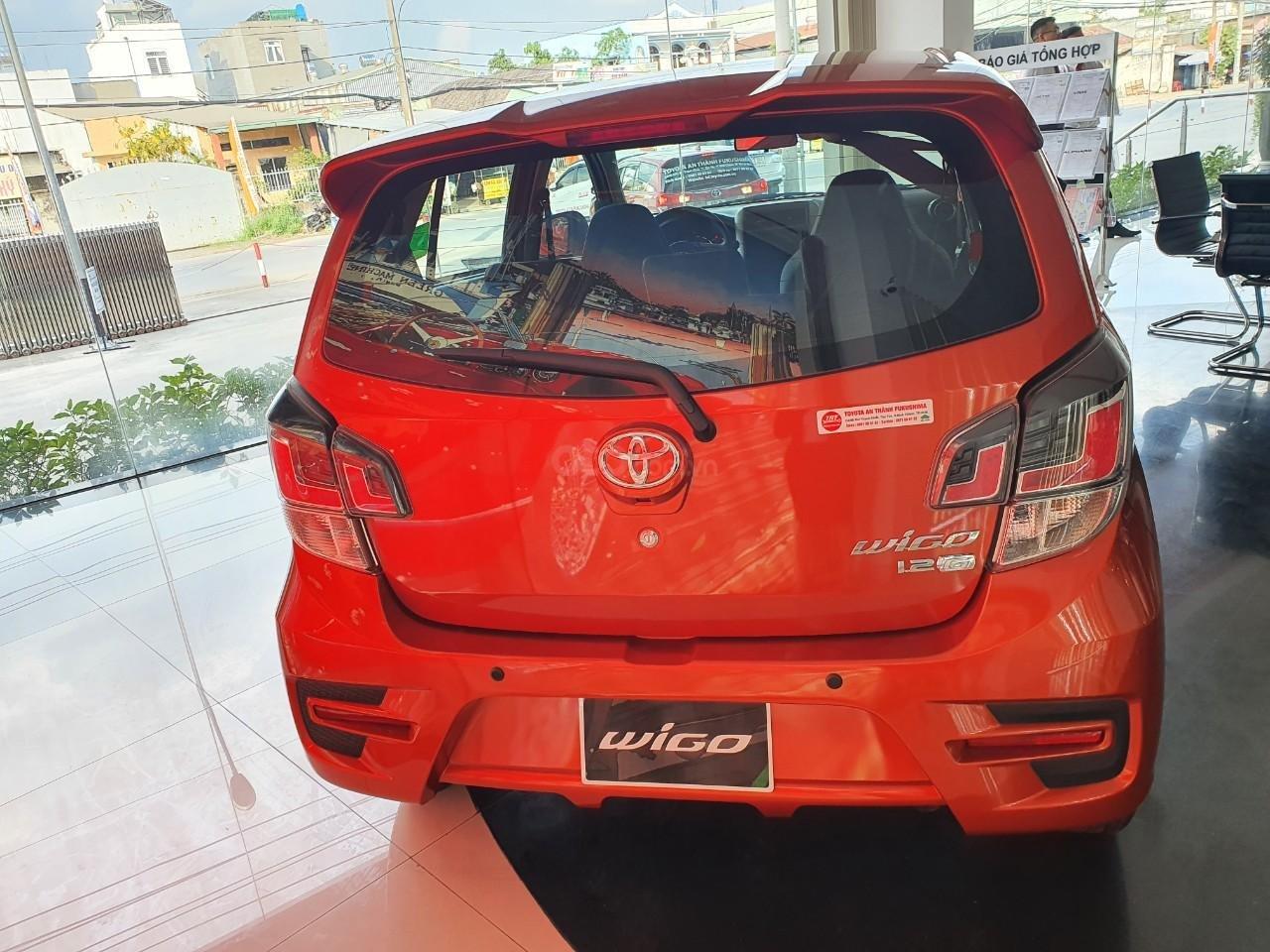 Bán Toyota Wigo 1.2 số sàn đời 2021, 352 triệu (2)