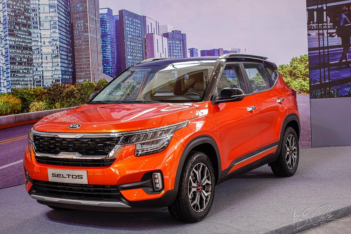 Kia Seltos 2020 đã chính thức ra mắt tại Việt Nam từ 22/7/2020.