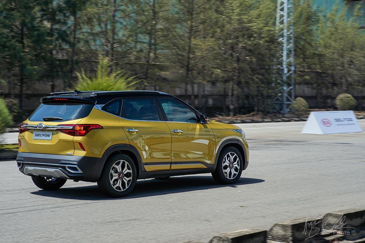 Đánh giá xe Kia Seltos 2020: Khả năng vận hành 1.