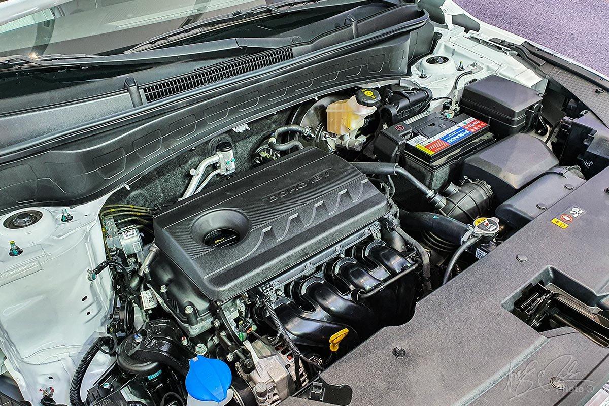 Đánh giá xe Kia Seltos 2020: Động cơ Kappa I-4 1.6L.