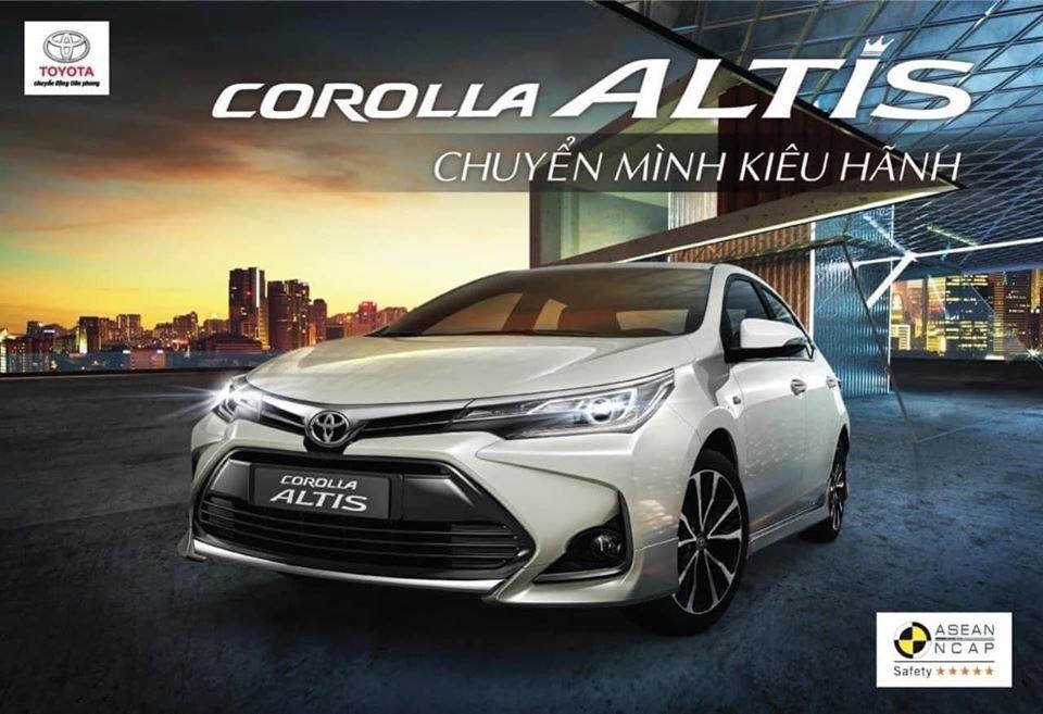Toyota Corolla Altis 2020 dự kiến sắp trình làng khách Việt 1