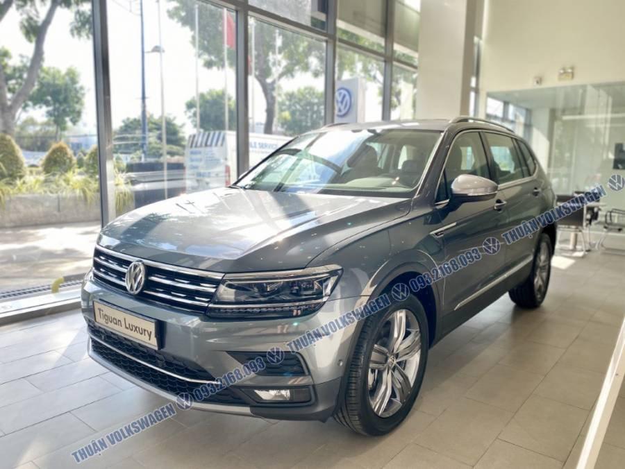 Ban Volkswagen Tiguan Năm 2020 Mau Xam Nhập Khẩu