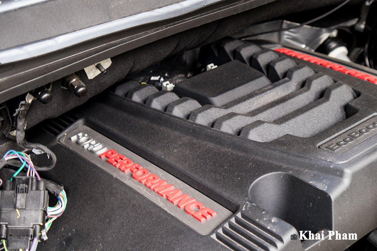 Ảnh Động cơ xe Ford F-150 Raptor 2020 a1