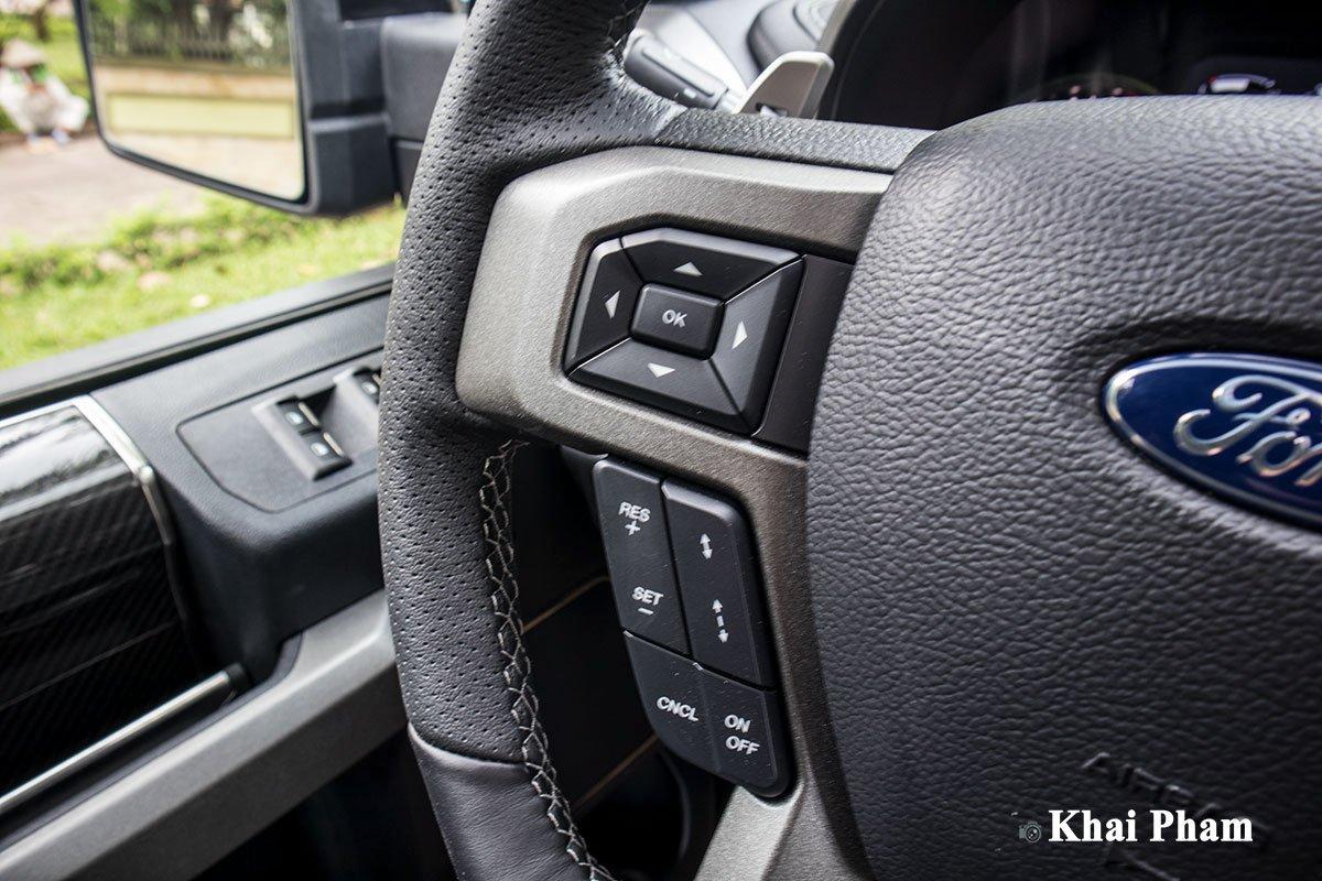 Ảnh Nút bấm xe Ford F-150 Raptor 2020