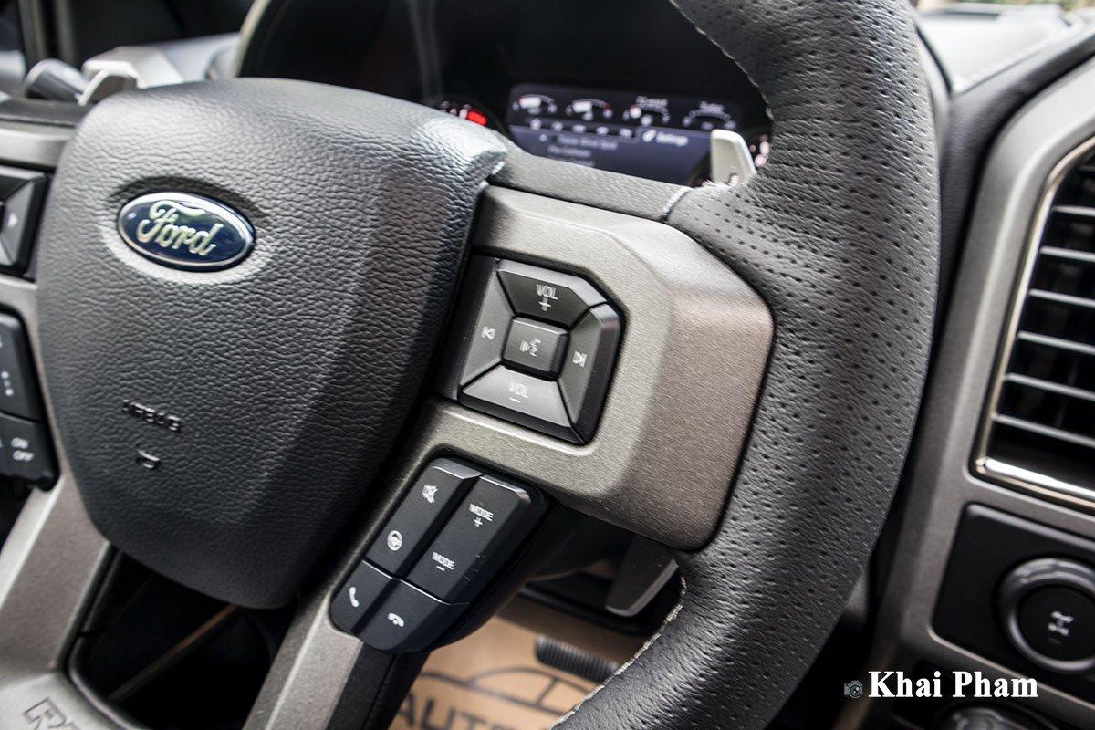 Ảnh Nút bấm xe Ford F-150 Raptor 2020 a1