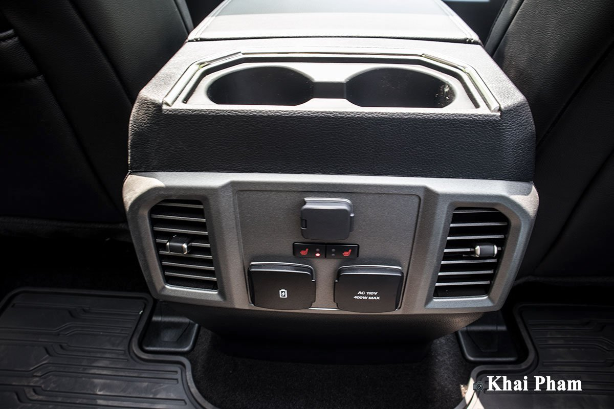 Ảnh Cửa gió xe Ford F-150 Raptor 2020 a1