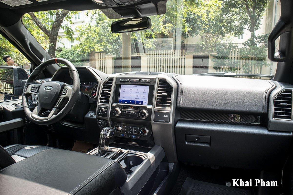 Ảnh Táp-lô xe Ford F-150 Raptor 2020