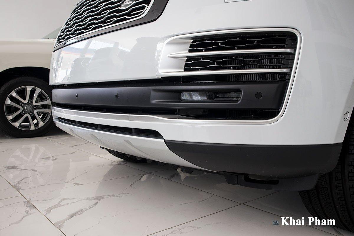 Ảnh cản trước xe Range Rover SVAutobiography 2020 phải