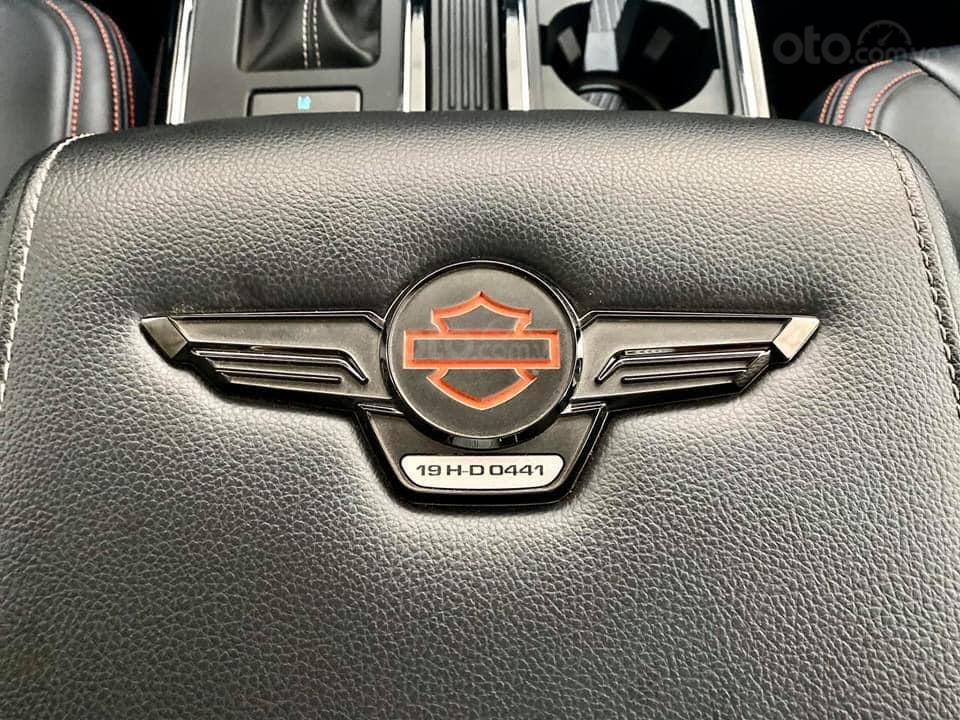 Bán Ford F150 Harley Davidson V8 5.0L 2019, chỉ 500 chiếc được sản xuất, giao ngay tại nhà (13)