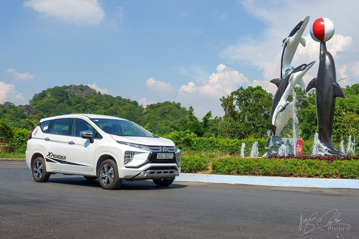 Đánh giá xe Mitsubishi Xpander 2020: Tổng thể.