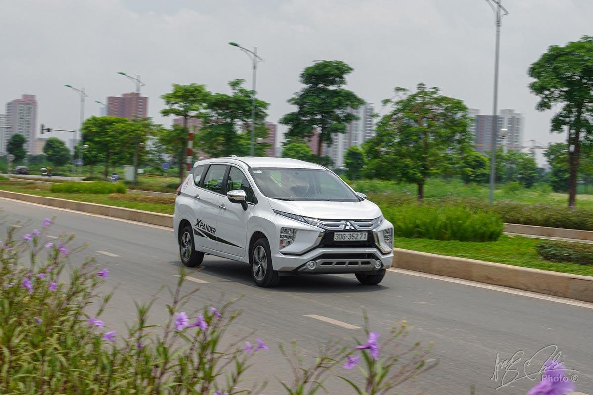 Đánh giá xe Mitsubishi Xpander 2020: Vận hành.