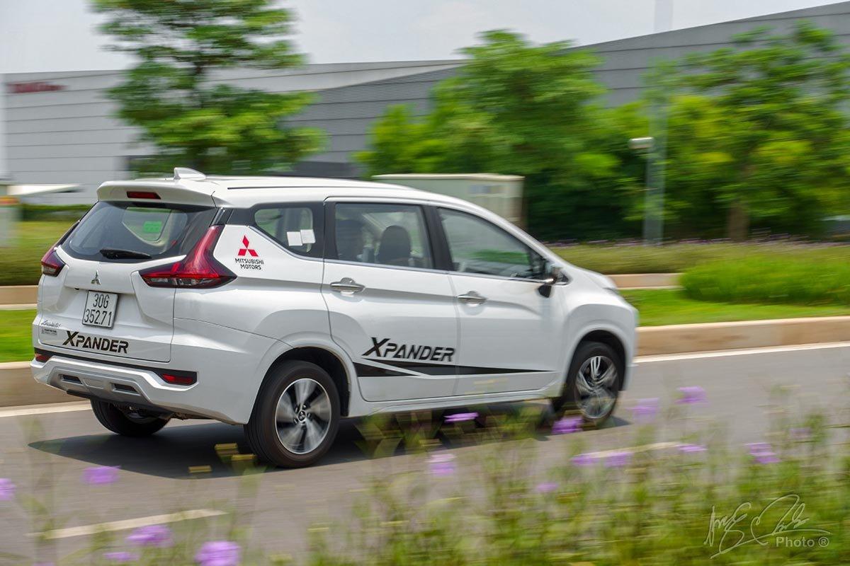Đánh giá xe Mitsubishi Xpander 2020: Khả năng vận hành ổn định.