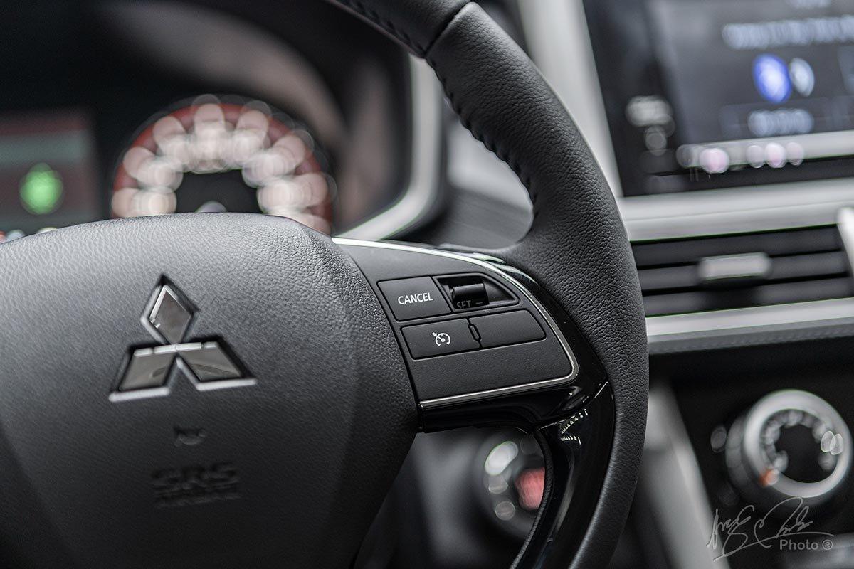 Đánh giá xe Mitsubishi Xpander 2020: Kiểm soát hành trình.