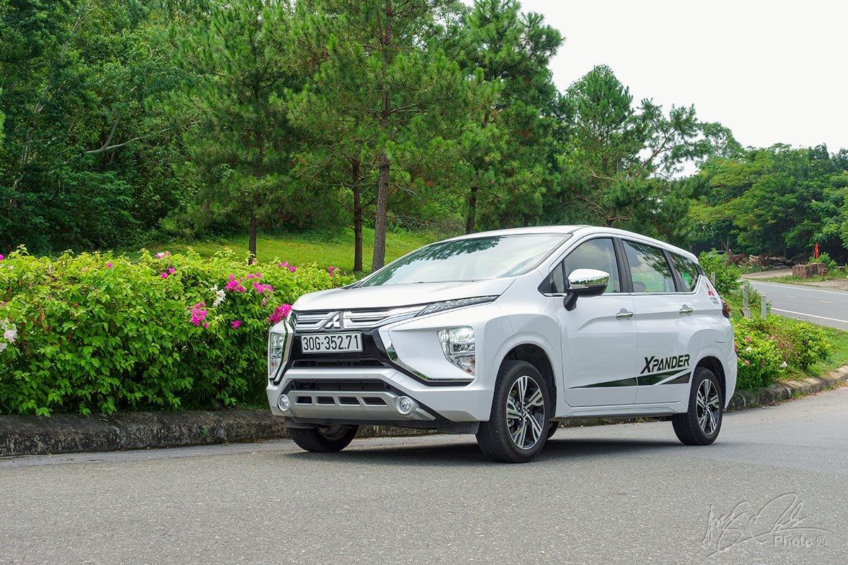 Đánh giá xe Mitsubishi Xpander 2020: Sự lựa chọn đầy hấp dẫn.