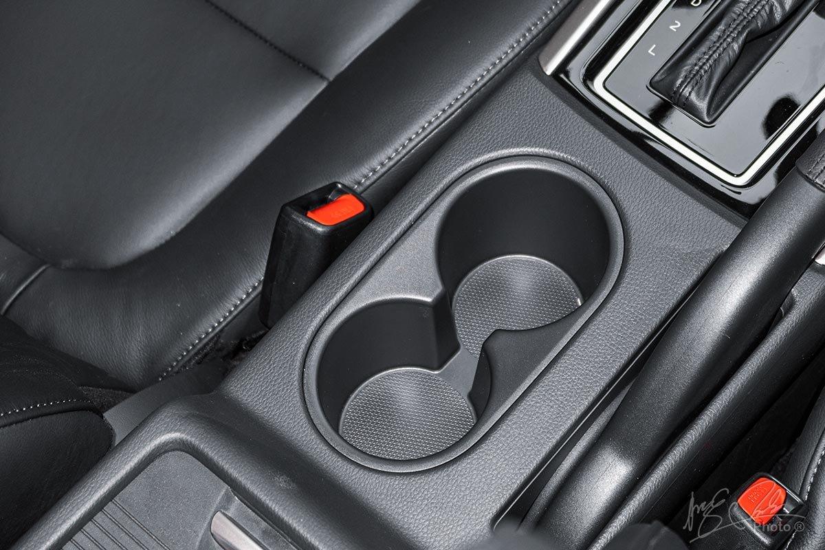 Đánh giá xe Mitsubishi Xpander 2020: hốc chứa đồ 4.