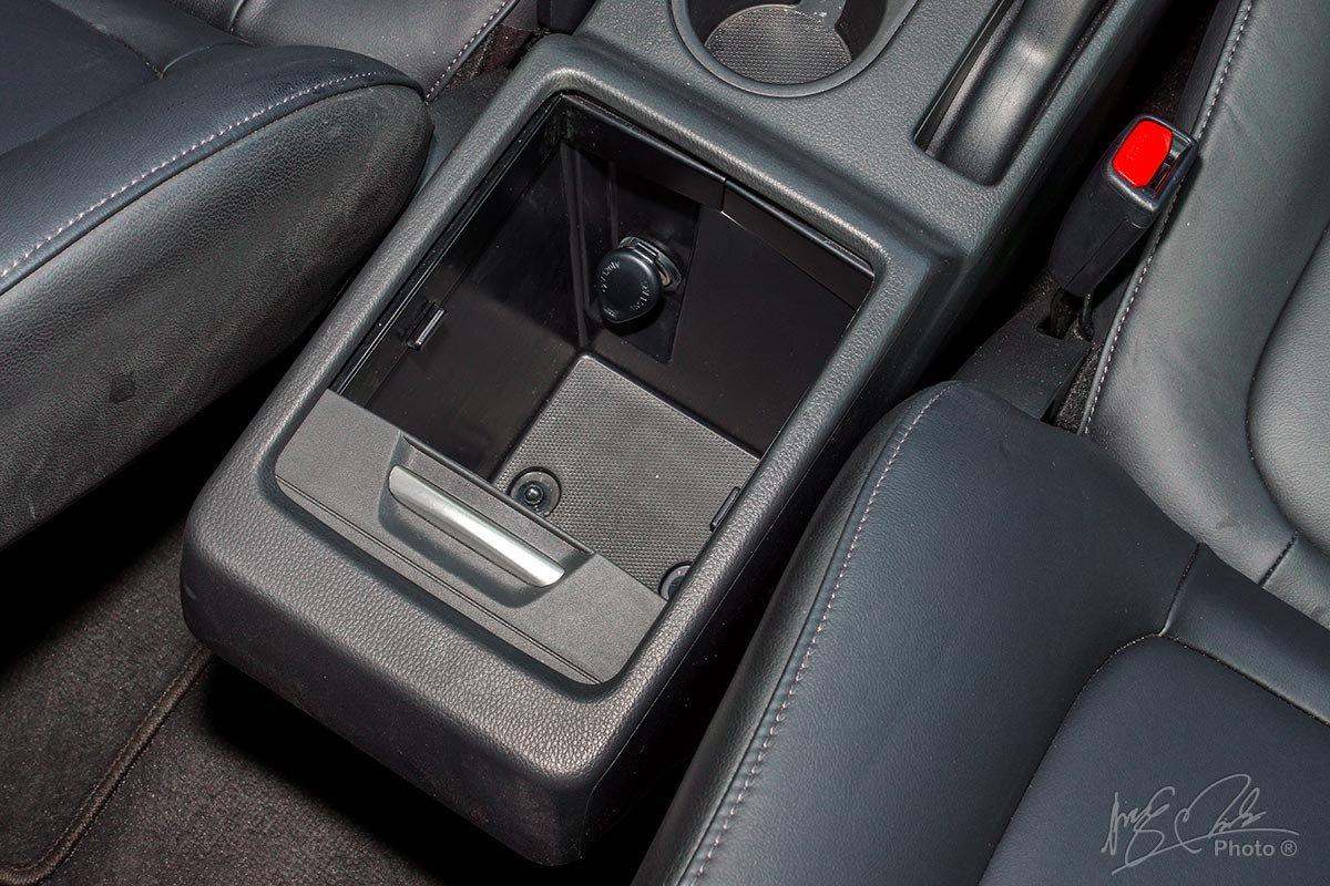 Đánh giá xe Mitsubishi Xpander 2020: hốc chứa đồ 3.