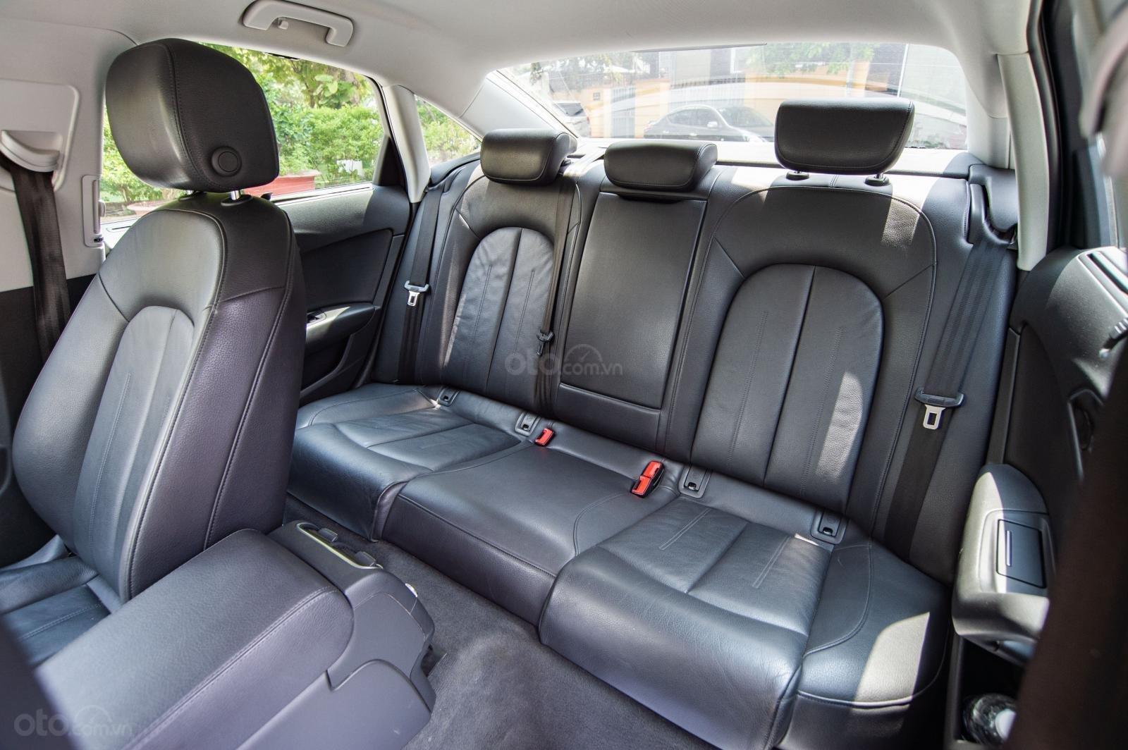 Cần bán xe Audi A6 1.8 TFSI sản xuất 2016, đăng kí 2017, biển Hà Nội (11)