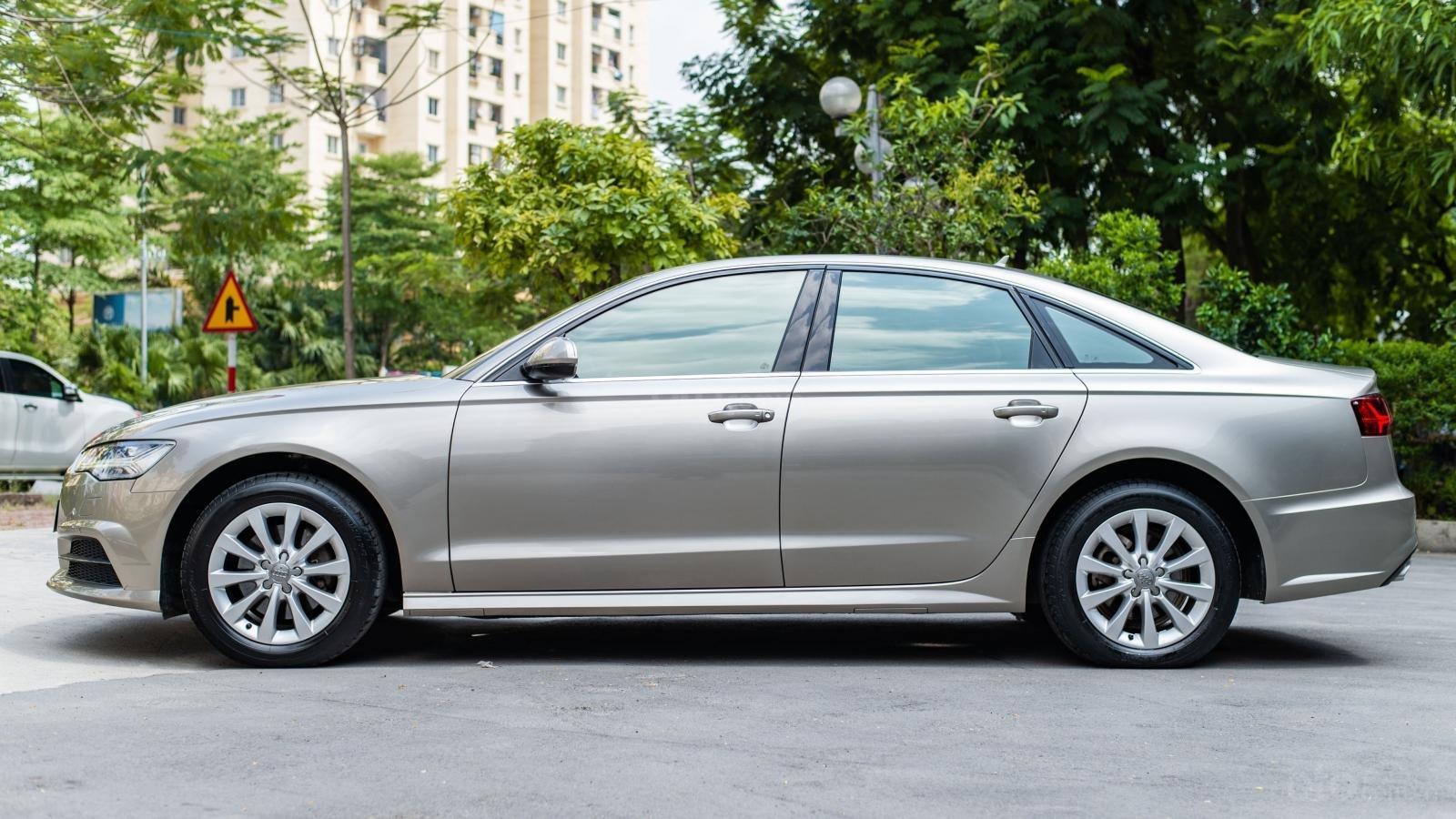 Cần bán xe Audi A6 1.8 TFSI sản xuất 2016, đăng kí 2017, biển Hà Nội (4)
