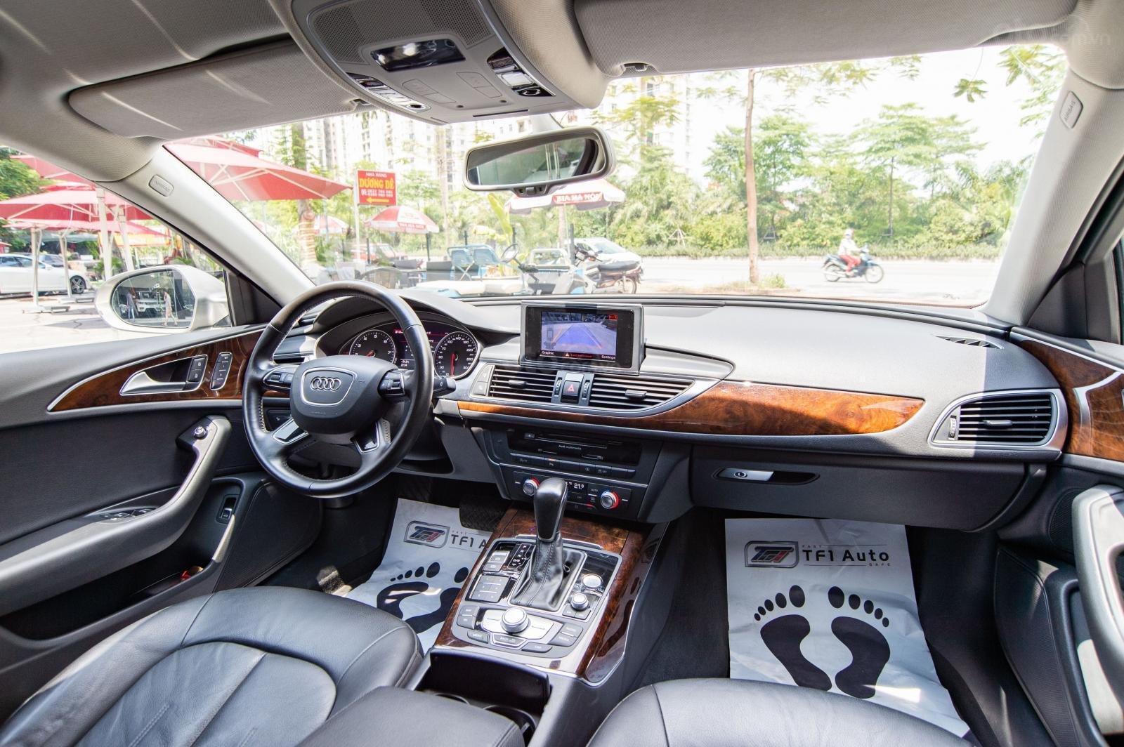 Cần bán xe Audi A6 1.8 TFSI sản xuất 2016, đăng kí 2017, biển Hà Nội (8)