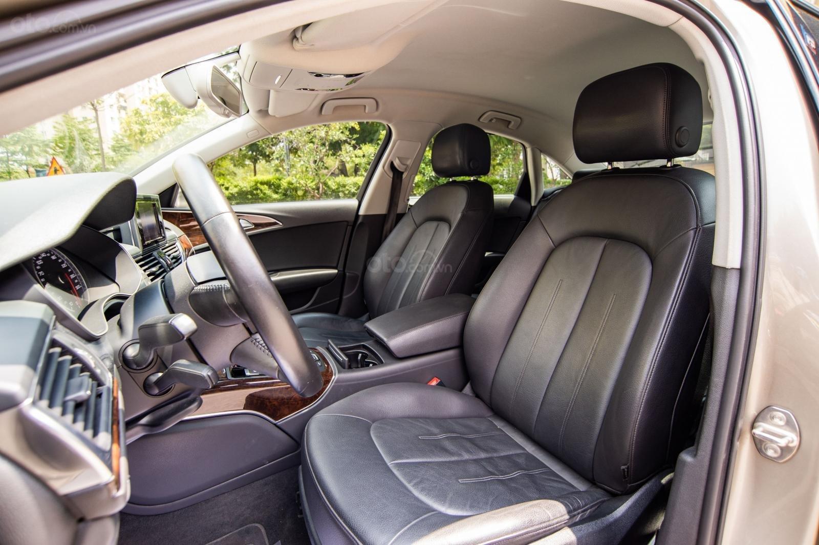 Cần bán xe Audi A6 1.8 TFSI sản xuất 2016, đăng kí 2017, biển Hà Nội (9)