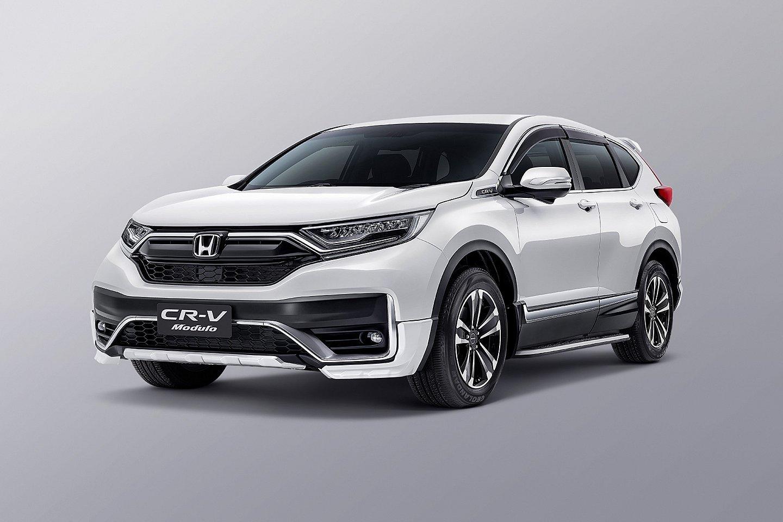 Honda CR-V Modulo 2021 ra mắt.