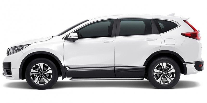 Honda CR-V Modulo 2021 thể thao hơn nữa.